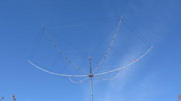 antena hexbema